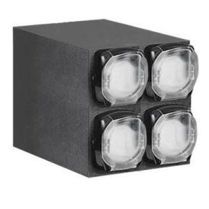 LidSaver 4 dispensers square