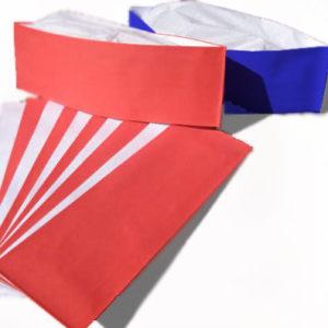 Paper Ad Caps