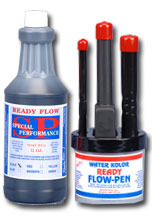 ready flow ink black pen set